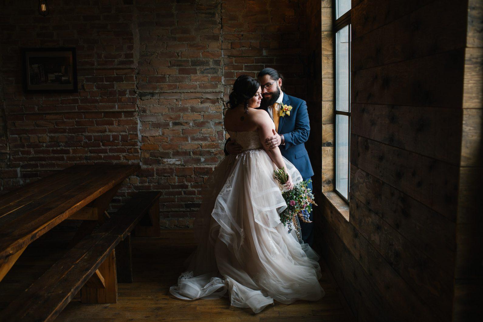 Custom Name-Sequence Windsor Ontario Wedding_
